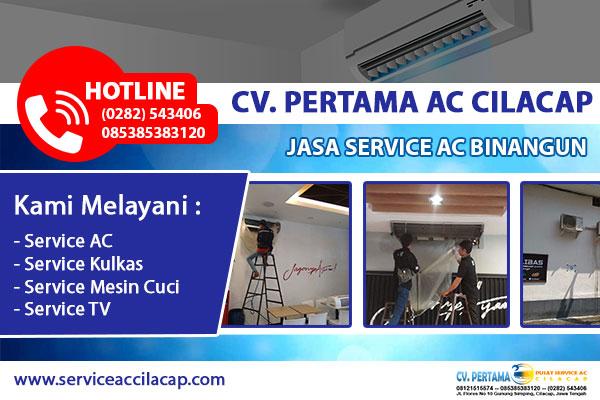 service ac binangun